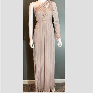 Halston Heritage Womans Beige Formal Dress 2